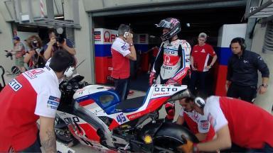 #FrenchGP MotoGP™ Qualifying 1