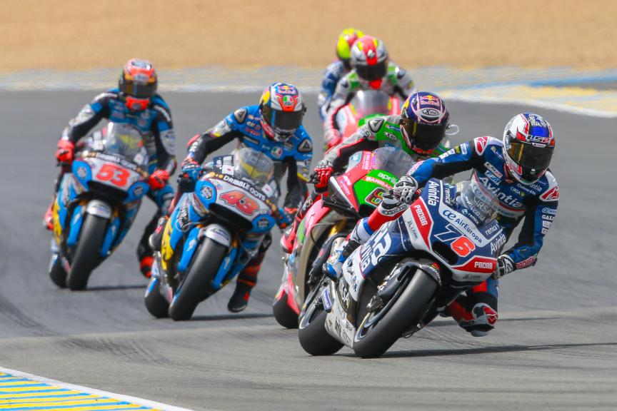MotoGP, Monster Energy Grand Prix de Franc