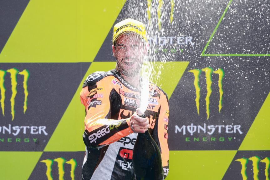 Simone Corsi, Speed Up Racing, Monster Energy Grand Prix de France