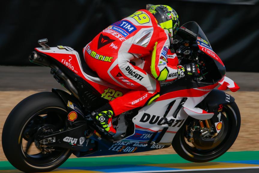 Andrea Iannone, Ducati Team, Monster Energy Grand Prix de France