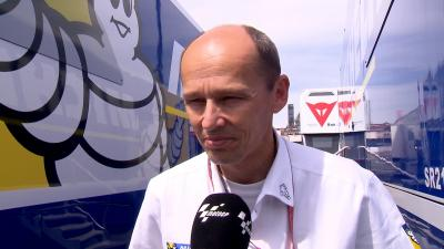 Goubert: 'We're quite happy'