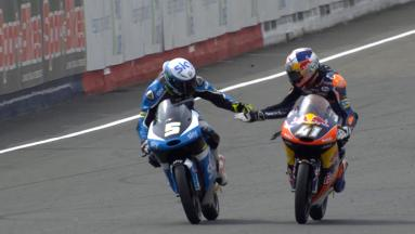 Highlights: Binder makes it two in a row in Moto3™
