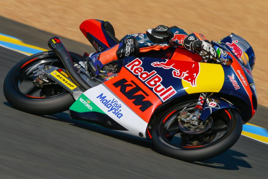 Brad Binder, Red Bull KTM Ajo, Monster Energy Grand Prix de France