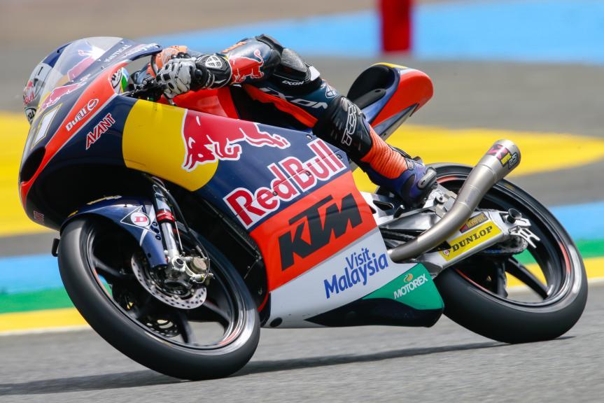 Brad Binder, Red Bull KTM Ajo, Monster Energy Grand Prix de France
