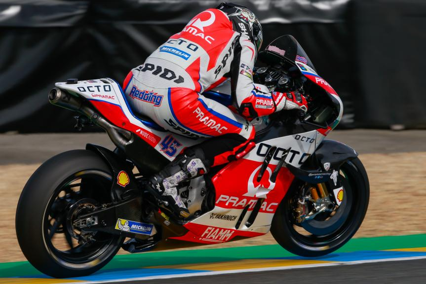 Scott Redding, OCTO Pramac Yakhnich, Monster Energy Grand Prix de France