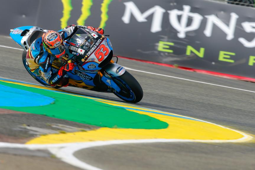 Tito Rabat, Estrella Galicia 0,0 Marc VDS, Monster Energy Grand Prix de France