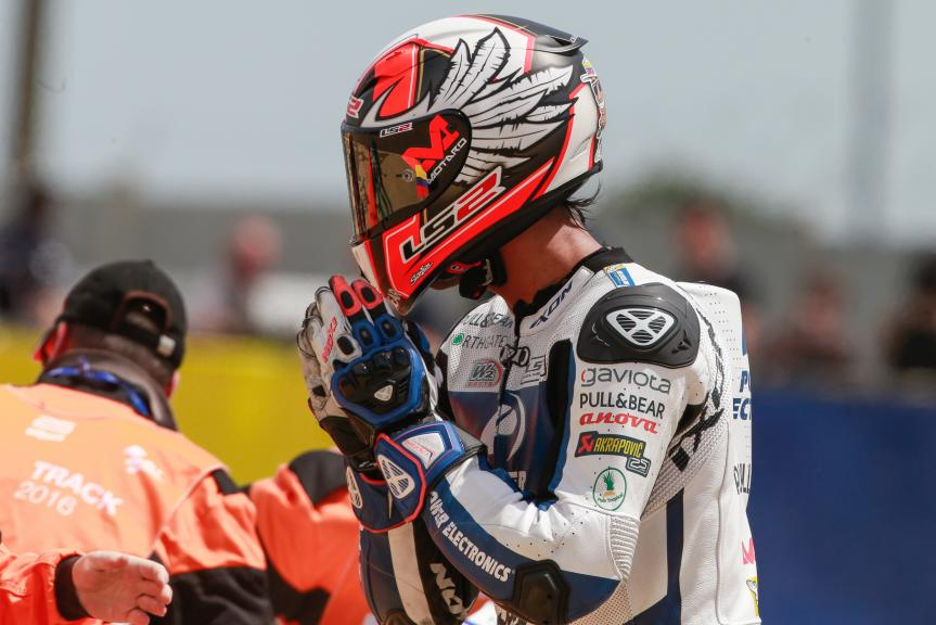 Yonny Hernandez, Aspar Team MotoGP, Monster Energy Grand Prix de France