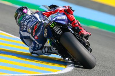 Lorenzo produces perfection in crash filled French GP