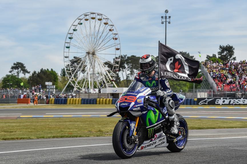Jorge Lorenzo, Movistar Yamaha MotoGP, Monster Energy Grand Prix de France
