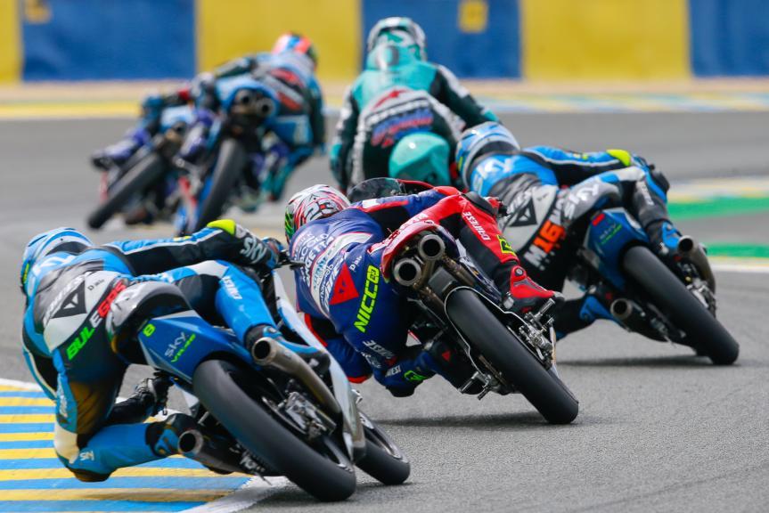 Moto3, Monster Energy Grand Prix de France