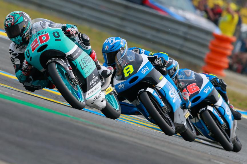 Moto3, Monster Energy Grand Prix de France