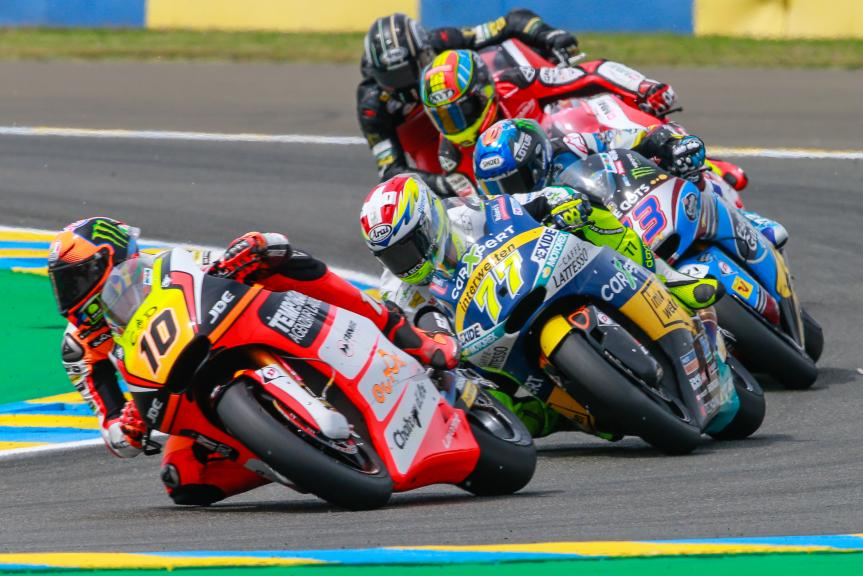 Moto2, Monster Energy Grand Prix de France