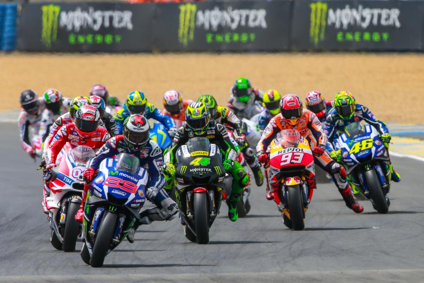 MotoGP, Monster Energy Grand Prix de France