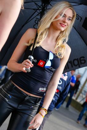 Paddock Girls Monster Energy Grand Prix de France | MotoGP™