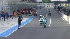 The full Warm Up session for the Moto2™ World Championship at the French GP.