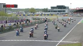 The full race session of the Moto3™ World Championship at the French GP.
