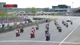 The full race session of the MotoGP™ World Championship at the French GP.