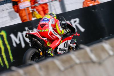 "Iannone: ""What happened is very strange"""
