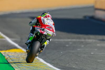 "Crutchlow: ""Obviously I'm very disappointed again"""
