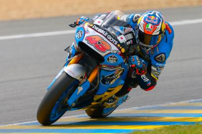 "Miller: ""The bike disappeared from under me"""