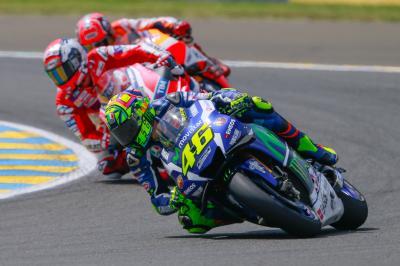 Un nuevo comienzo tras la carrera de MotoGP™ en Le Mans