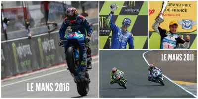 1st podium & 1st in @MotoGP. What's so special @
