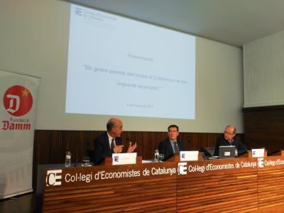 Impacto económico del Circuit en Cataluña