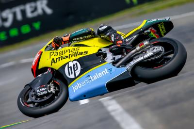 L'incerta sfida in Moto2™ al GP d'Italia