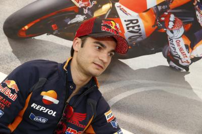 Pedrosa Blog: A few days to train on my bicycle