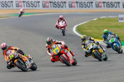 #StatAttack: Past winners look for Moto2™ success