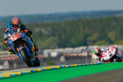Rabat: «Mugello con una MotoGP será completamente diferente»