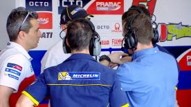 Dylan Gray speaks to the experts to discover why tyre pressure sensors are now mandatory in the MotoGP™ World Championship.