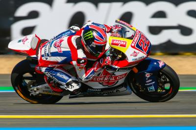 "Lowes: ""Our goal is to get back on the podium"""