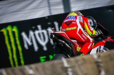 Andrea Iannone con Suzuki dal 2017