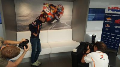 Pedrosa Blog: A very special week