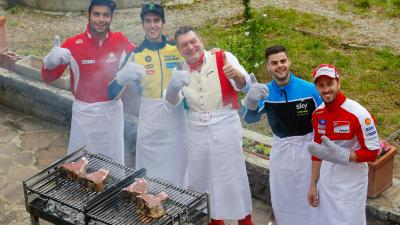 The steaks are high in Mugello!