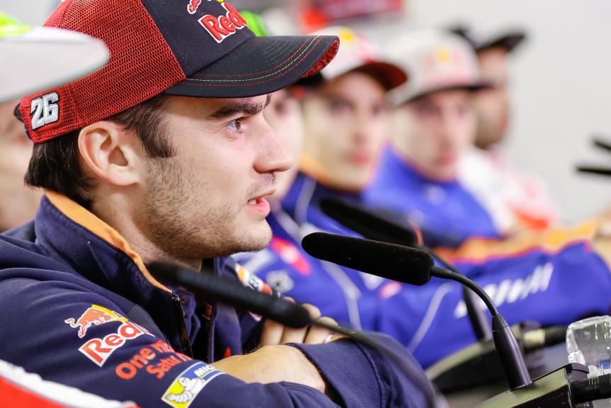 Press conference Gran Premio d'Italia TIM