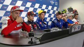 Cosa è stato detto nella conferenza stampa che apre ufficialmente il GP d'Italia.
