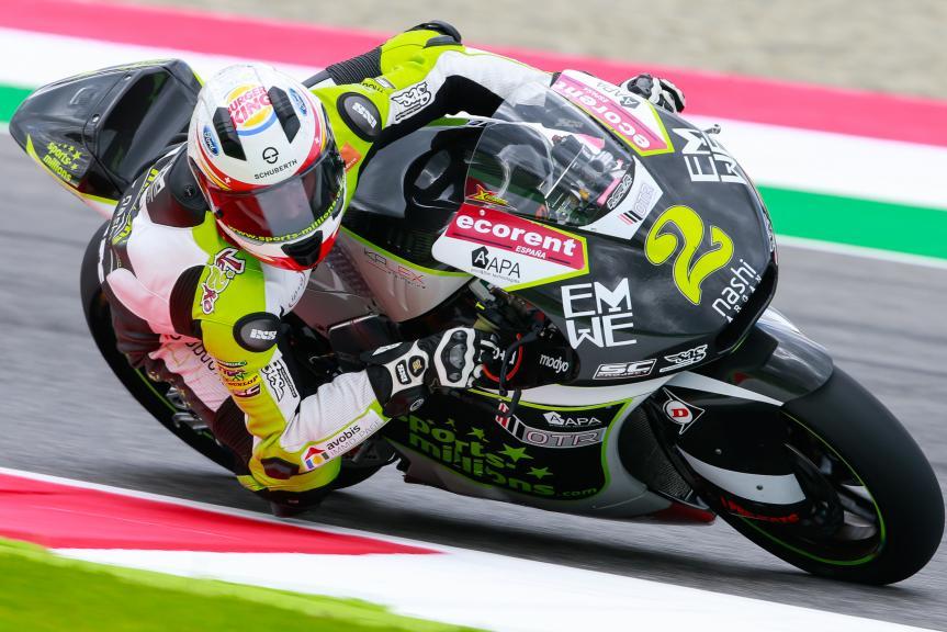 Jesko Raffin, Sports-Millions-EMWE-SAG, Gran Premio d'Italia TIM