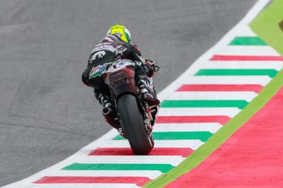 Improvements continue in Mugello as Zarco leads on Friday