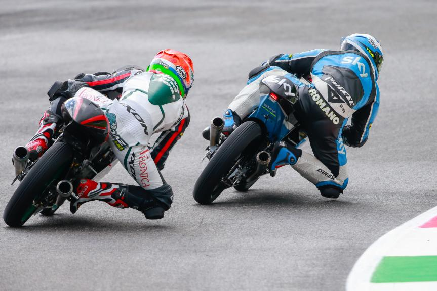 Romano Fenati, SKY Racing Team VR46, Gran Premio d'Italia TIM