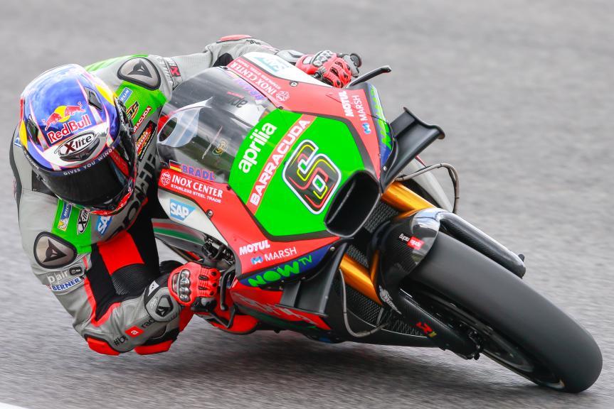 Stefan Bradl, Aprilia Racing Team Gresini, Gran Premio d'Italia TIM