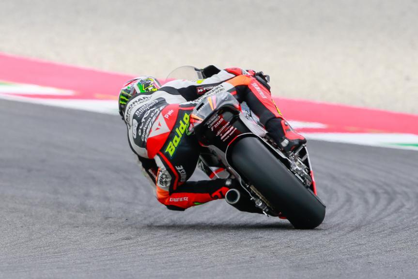 Lorenzo Baldassarri, Forward Team, Gran Premio d'Italia TIM