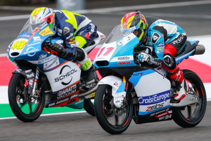 Livio Loi, RW Racing GP BV, Lorenzo Dalla Porta, Schedl GP Racing, Gran Premio d'Italia TIM