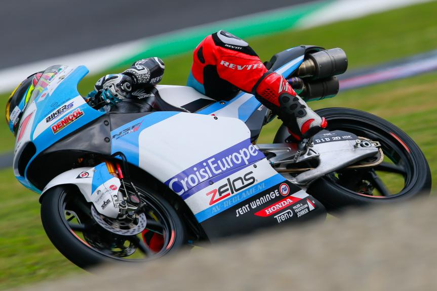 Livio Loi, RW Racing GP BV, Gran Premio d'Italia TIM