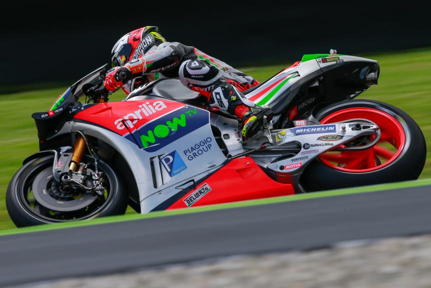Alvaro Bautista, Aprilia Racing Team Gresini, Gran Premio d'Italia TIM