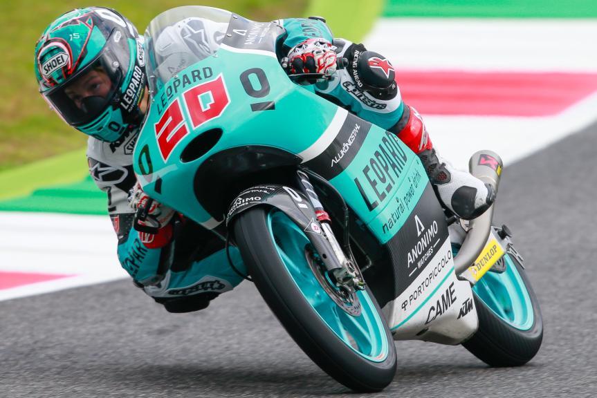 Fabio Quartararo, Leopard Racing, Gran Premio d'Italia TIM