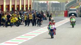 La seconda sessione di prove libere per la Moto2™ al Mugello.
