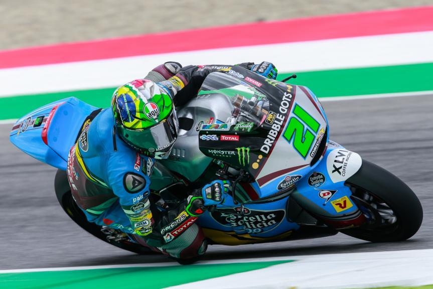 Franco Morbidelli, Estrella Galicia 0,0 Marc VDS, Gran Premio d'Italia TIM