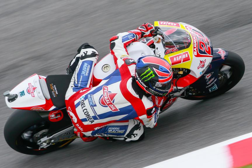 Sam Lowes, Federal Oil Gresini Moto2, Gran Premio d'Italia TIM